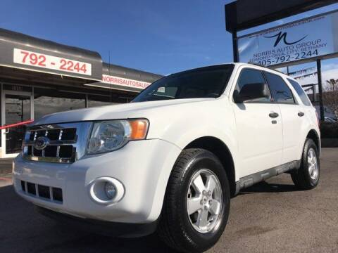 2011 Ford Escape for sale at NORRIS AUTO SALES in Oklahoma City OK