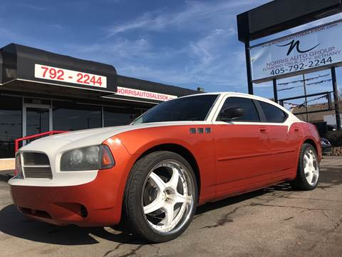 2008 Dodge Charger for sale at NORRIS AUTO SALES in Oklahoma City OK