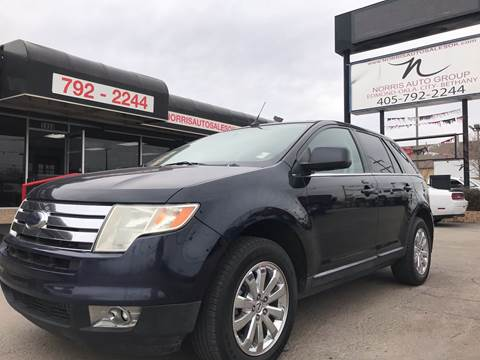 2008 Ford Edge for sale at NORRIS AUTO SALES in Oklahoma City OK