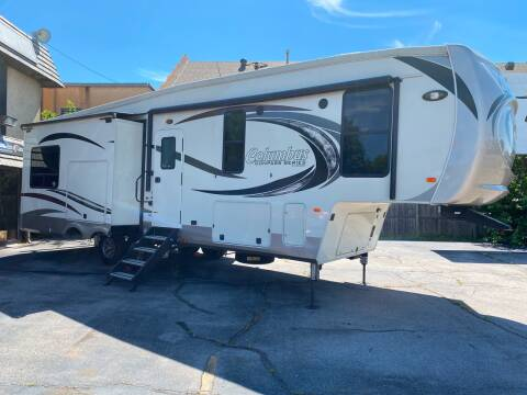 2019 Forrest River Columbus Compass 297RKC for sale at NORRIS AUTO SALES in Oklahoma City OK