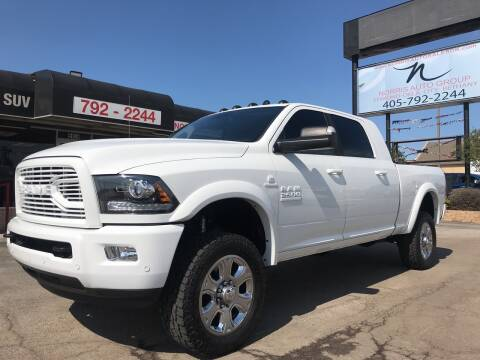 2018 RAM Ram Pickup 2500 for sale at NORRIS AUTO SALES in Oklahoma City OK