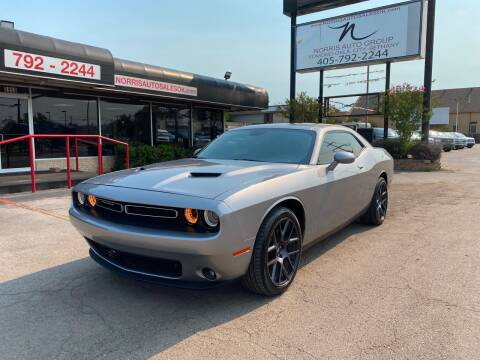 2017 Dodge Challenger for sale at NORRIS AUTO SALES in Oklahoma City OK