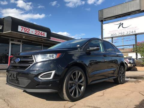 2017 Ford Edge for sale at NORRIS AUTO SALES in Oklahoma City OK