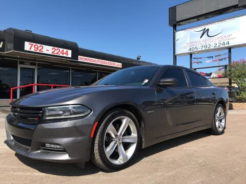 2017 Dodge Charger for sale at NORRIS AUTO SALES in Oklahoma City OK