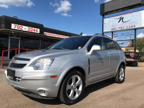 2014 Chevrolet Captiva Sport for sale at NORRIS AUTO SALES in Oklahoma City OK