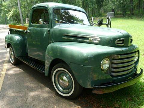 1949 Ford F-100 for sale at Vintage Motor Cars LLC in Rossville GA