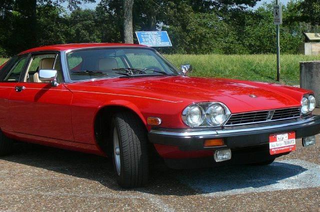 1990 Jaguar XJS for sale at Vintage Motor Cars LLC in Rossville GA