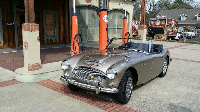 1965 Austin-Healey 3000 for sale at Vintage Motor Cars LLC in Rossville GA