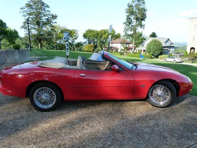 1999 Jaguar XK-Series for sale at Vintage Motor Cars LLC in Rossville GA