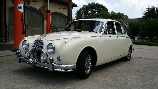 1960 Jaguar MK 2 for sale at Vintage Motor Cars LLC in Rossville GA