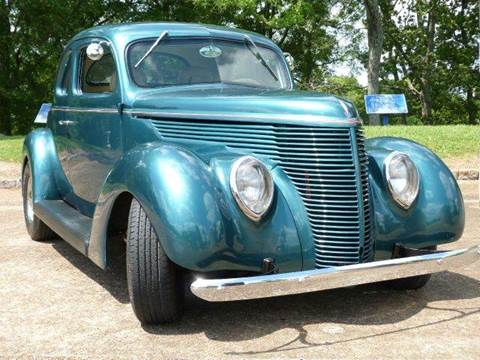 1938 Ford Coupe for sale at Vintage Motor Cars LLC in Rossville GA