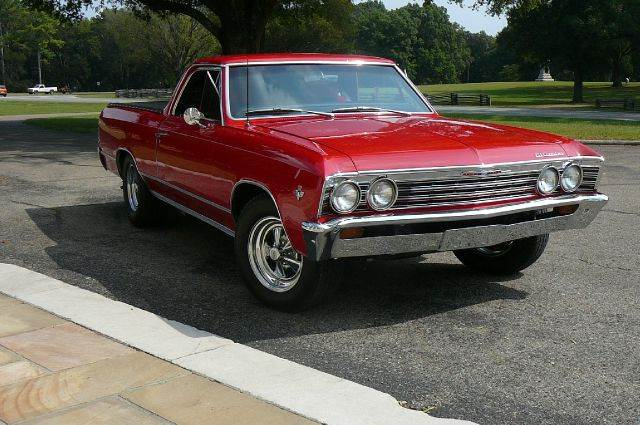 1967 Chevrolet El Camino for sale at Vintage Motor Cars LLC in Rossville GA