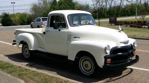 1954 Chevrolet 3100 for sale at Vintage Motor Cars LLC in Rossville GA