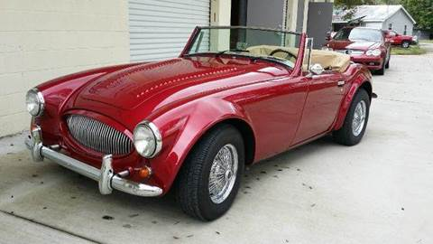 1989 Austin-Healey Continuation for sale at Vintage Motor Cars LLC in Rossville GA