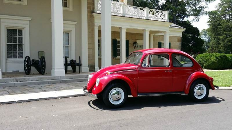 1967 Volkswagen Beetle for sale at Vintage Motor Cars LLC in Rossville GA