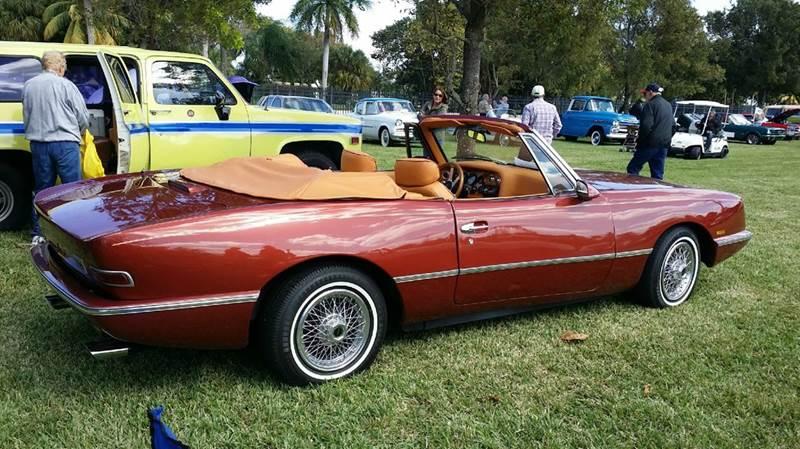 1987 Studebaker Avanti for sale at Vintage Motor Cars LLC in Rossville GA