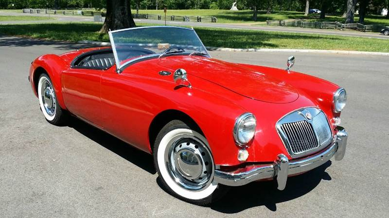1957 MG MGA for sale at Vintage Motor Cars LLC in Rossville GA
