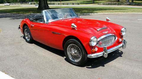 1967 Austin-Healey 3000 - MK III for sale at Vintage Motor Cars LLC in Rossville GA