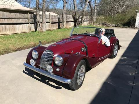 1964 Morgan Plus 4 for sale at Vintage Motor Cars LLC in Rossville GA