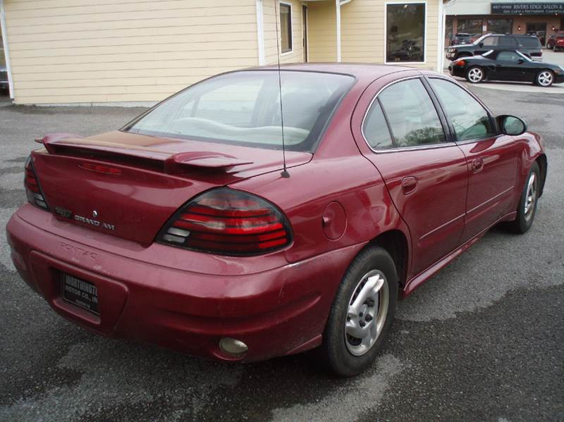 2005 Pontiac Grand Am SE Fleet 4dr Sedan - Clinton TN