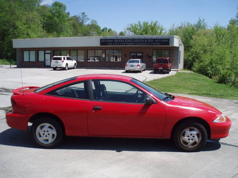 2000 Chevrolet Cavalier 2dr Coupe In Clinton Tn Worthington Motor