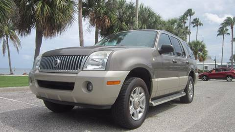 2005 Mercury Mountaineer for sale in Sarasota, FL