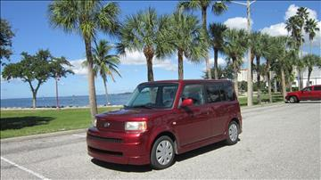 2006 Scion xB for sale at MaxxCar in Sarasota FL