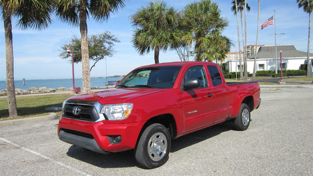 2012 Toyota Tacoma for sale at MaxxCar in Sarasota FL