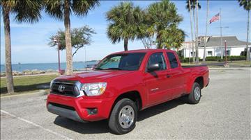 2012 Toyota Tacoma for sale at MaxxCar in Sarasota FL