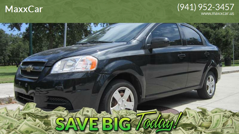 2011 Chevrolet Aveo For Sale At MaxxCar In Sarasota FL
