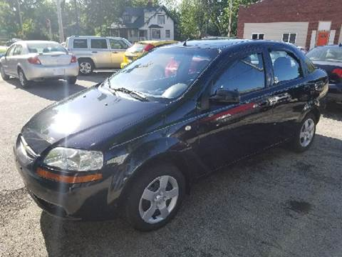 2005 Chevrolet Aveo for sale in East Troy, WI