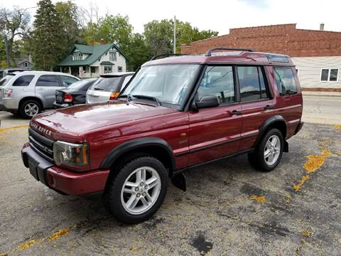 2003 Land Rover Discovery for sale in East Troy, WI