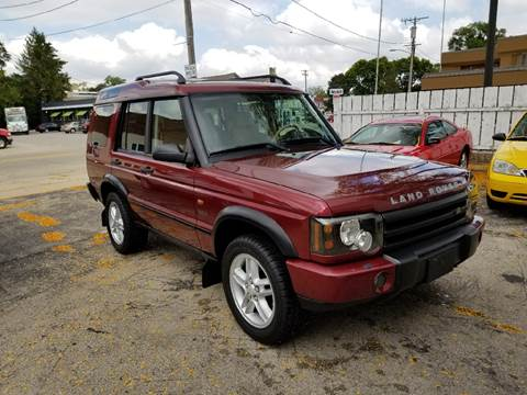Land Rover Used Cars For Sale East Troy Alpine Car Company