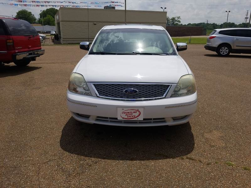 2006 Ford Five Hundred Limited 4dr Sedan - Martin TN