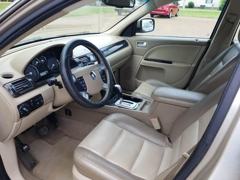 2006 Mercury Montego Premier 4dr Sedan - Martin TN