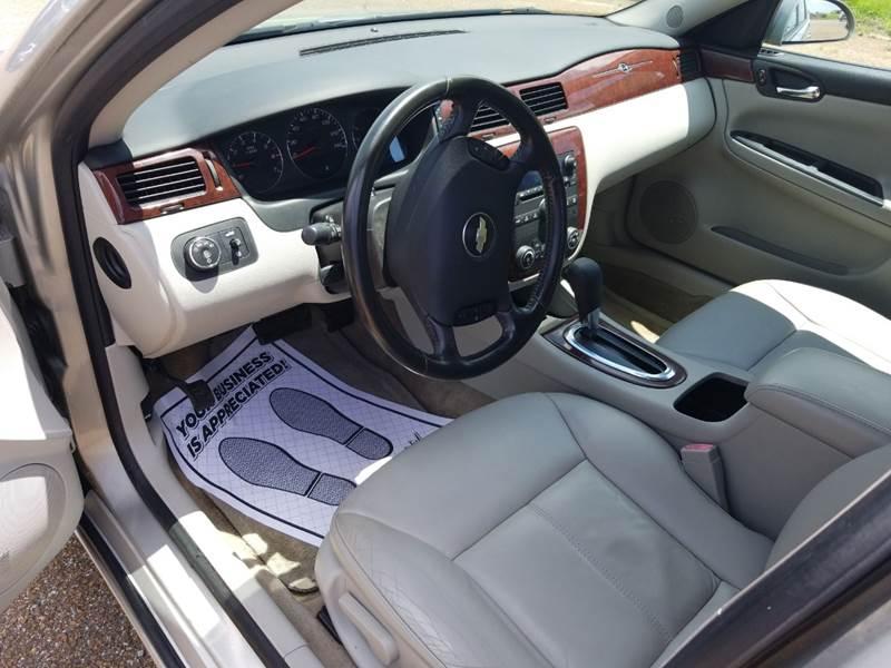 2008 Chevrolet Impala LTZ 4dr Sedan - Martin TN