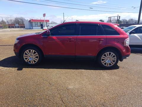 2008 Ford Edge Limited for sale at Frontline Auto Sales in Martin TN