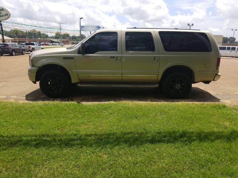 2005 Ford Excursion Limited 4WD 4dr SUV - Martin TN