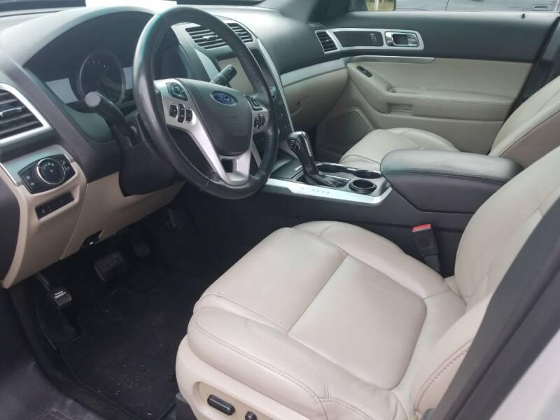 2015 Ford Explorer XLT 4dr SUV - Martin TN