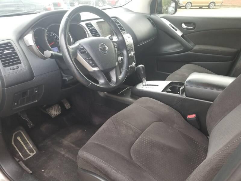 2013 Nissan Murano AWD SV 4dr SUV - Martin TN
