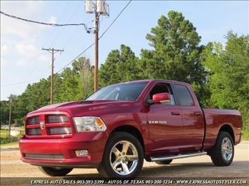 2011 RAM Ram Pickup 1500 for sale in Tyler, TX