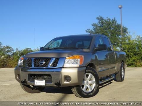 2008 Nissan Titan for sale in Tyler, TX