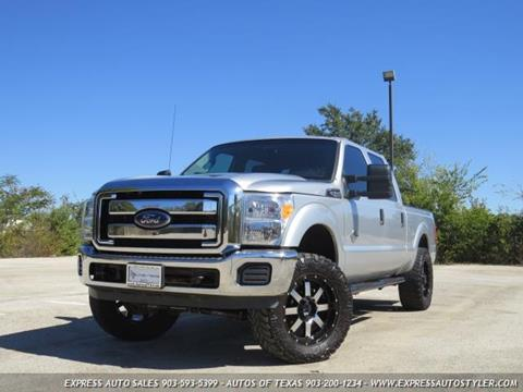 2014 Ford F-250 Super Duty for sale in Tyler, TX