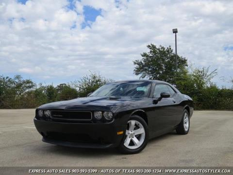 2014 Dodge Challenger for sale in Tyler, TX