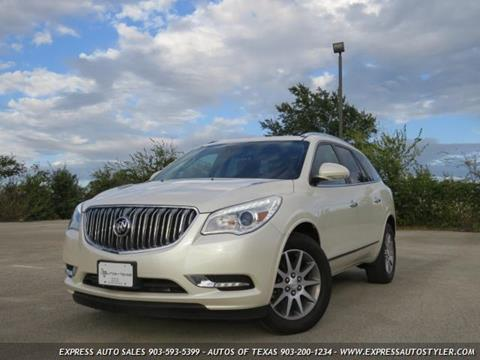 2014 Buick Enclave for sale in Tyler, TX