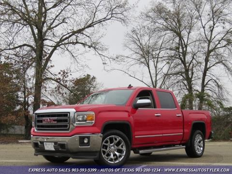 2015 GMC Sierra 1500 for sale in Tyler, TX