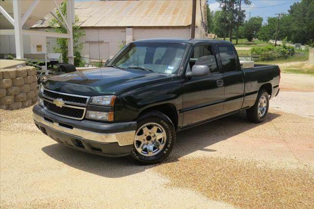 2006 chevrolet silverado 1500 ext cab 143 5 39 39 wb 2wd lt1 in tyler tx express auto sales. Black Bedroom Furniture Sets. Home Design Ideas