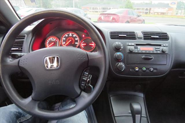 civic 2005 interior