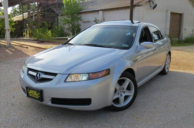 Acura Tl AT NAVIGATION SYSTEM In Tyler TX Express Auto Sales - 2005 acura tl navigation update
