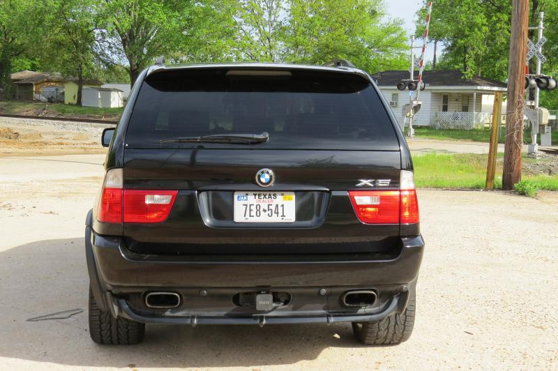 2004 Bmw X5 4.8is AWD 4dr SUV In Tyler TX - Express Auto Sales